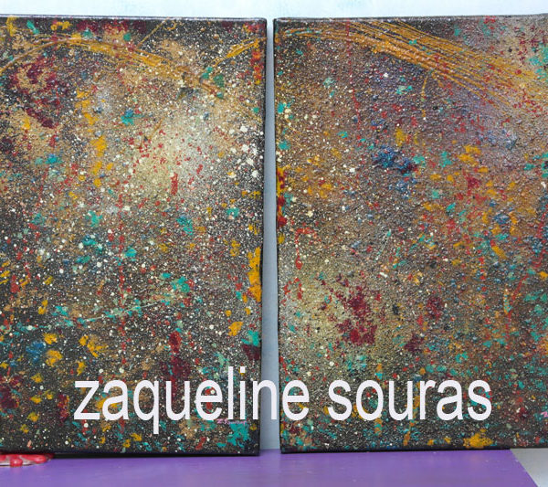 79 and #80 together Zaqueline Souras